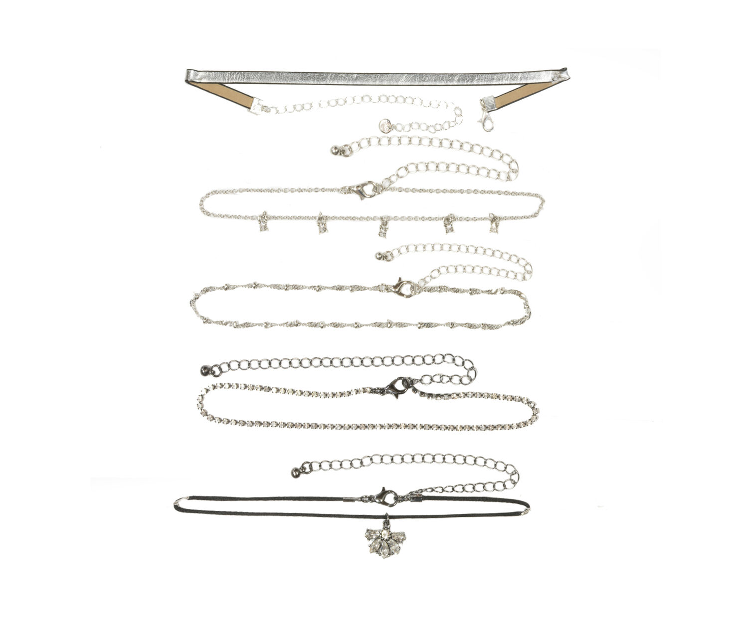 Oasis, CRYSTAL CHOKER PACK Crystal 1