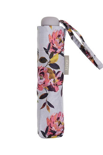 Oasis, FLORAL PRINT UMBRELLA Multi 0