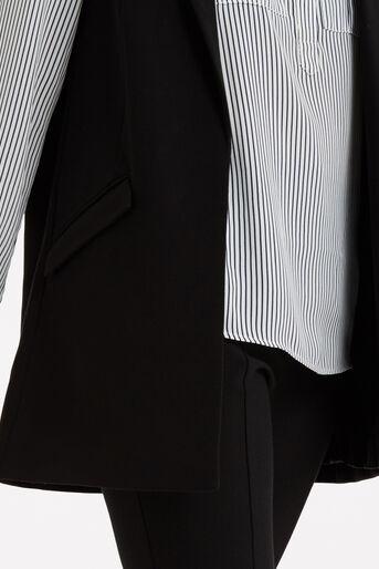 Oasis, Sleeveless Jacket Black 4