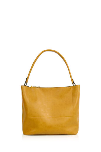 Oasis, HONOUR DOUBLE POCKET HOBO Ochre 0