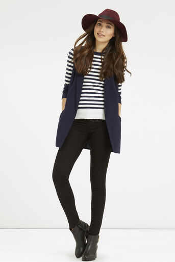 Oasis, Nautical Stripe Knit Multi 2