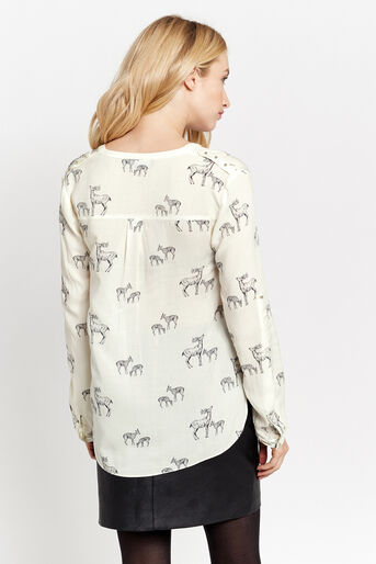 Oasis, STAG SHIRT Multi 3