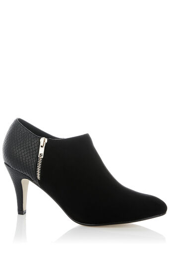 Oasis, SHELLY SHOE BOOT Black 0