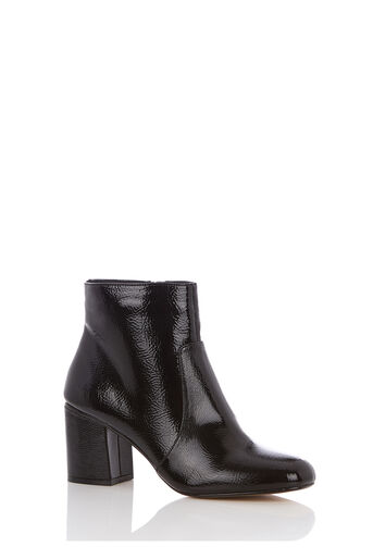 Oasis, KITTY ANKLE BOOT Black 0