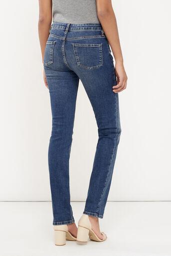 Oasis, Daisy straight leg jean Denim 3