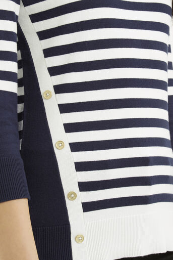 Oasis, Nautical Stripe Knit Multi 4