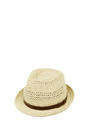 Oasis, Belted Trilby Mid Neutral 0
