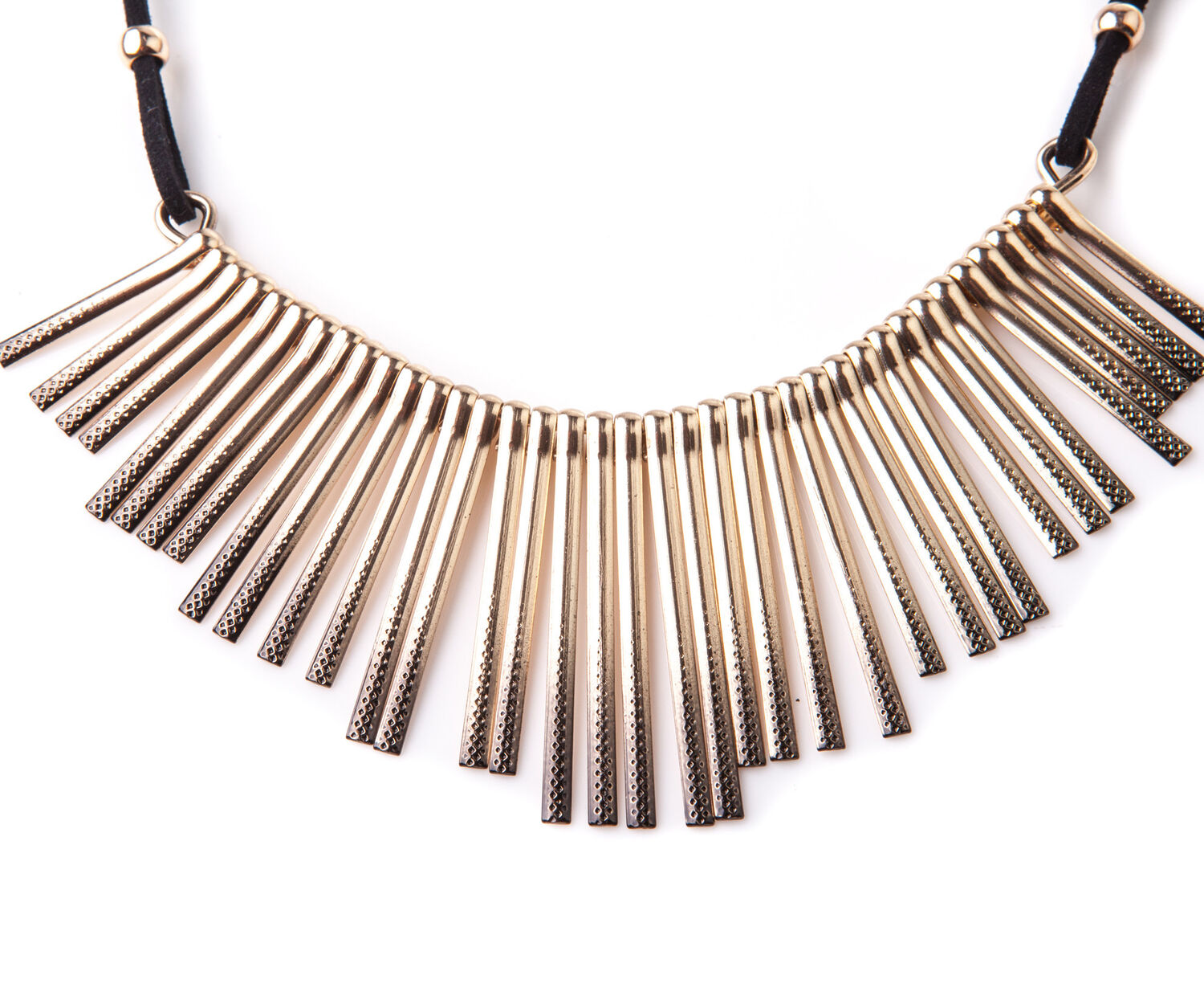 Oasis, OMBRE BAR NECKLACE Gold 1