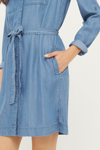 Oasis, Belinda denim dress Denim 4