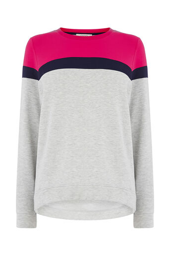 Oasis, COLOURBLOCK SWEAT Multi 0