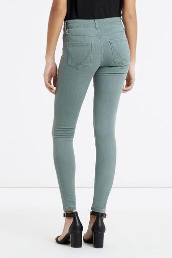 Oasis, Jade Skinny Jeans Pale Grey 3