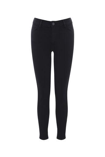 Oasis, Jade Classic Skinny Jeans Black 0
