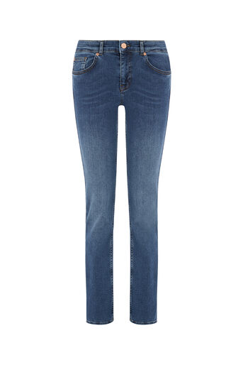 Oasis, NEW EVA BOOTCUT Denim 0