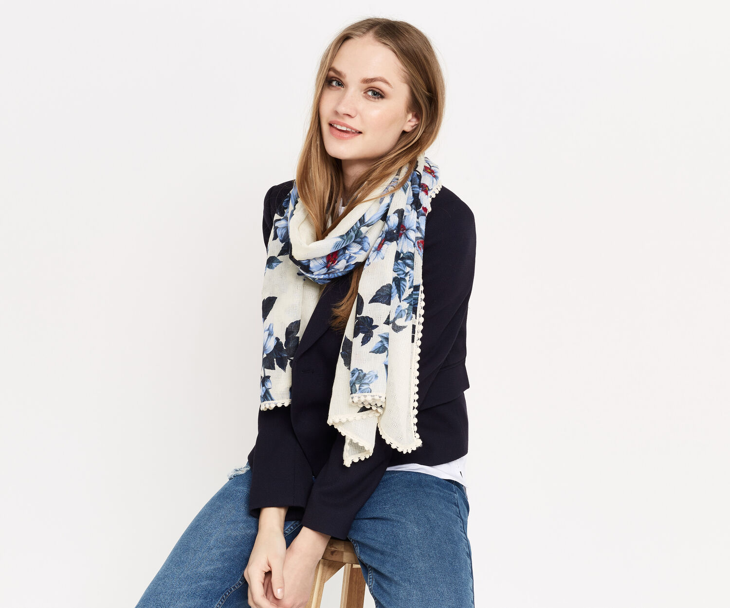 Oasis, LILY SCARF Multi 1