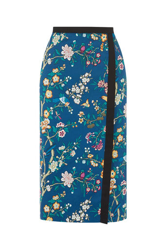 Oasis, V&A PENCIL SKIRT Multi 0