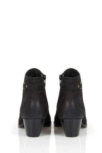 Oasis, SALLY STRAP ANKLE BOOT Black 2