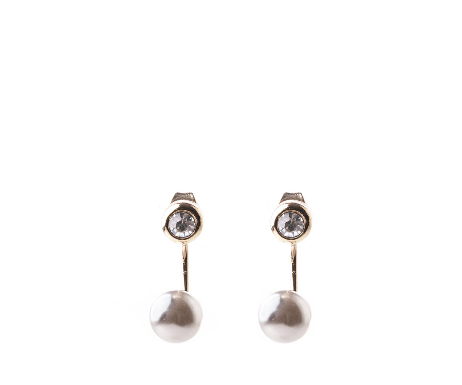Oasis, PEARLY DROP EARRINGS Mother Of Pearl 1