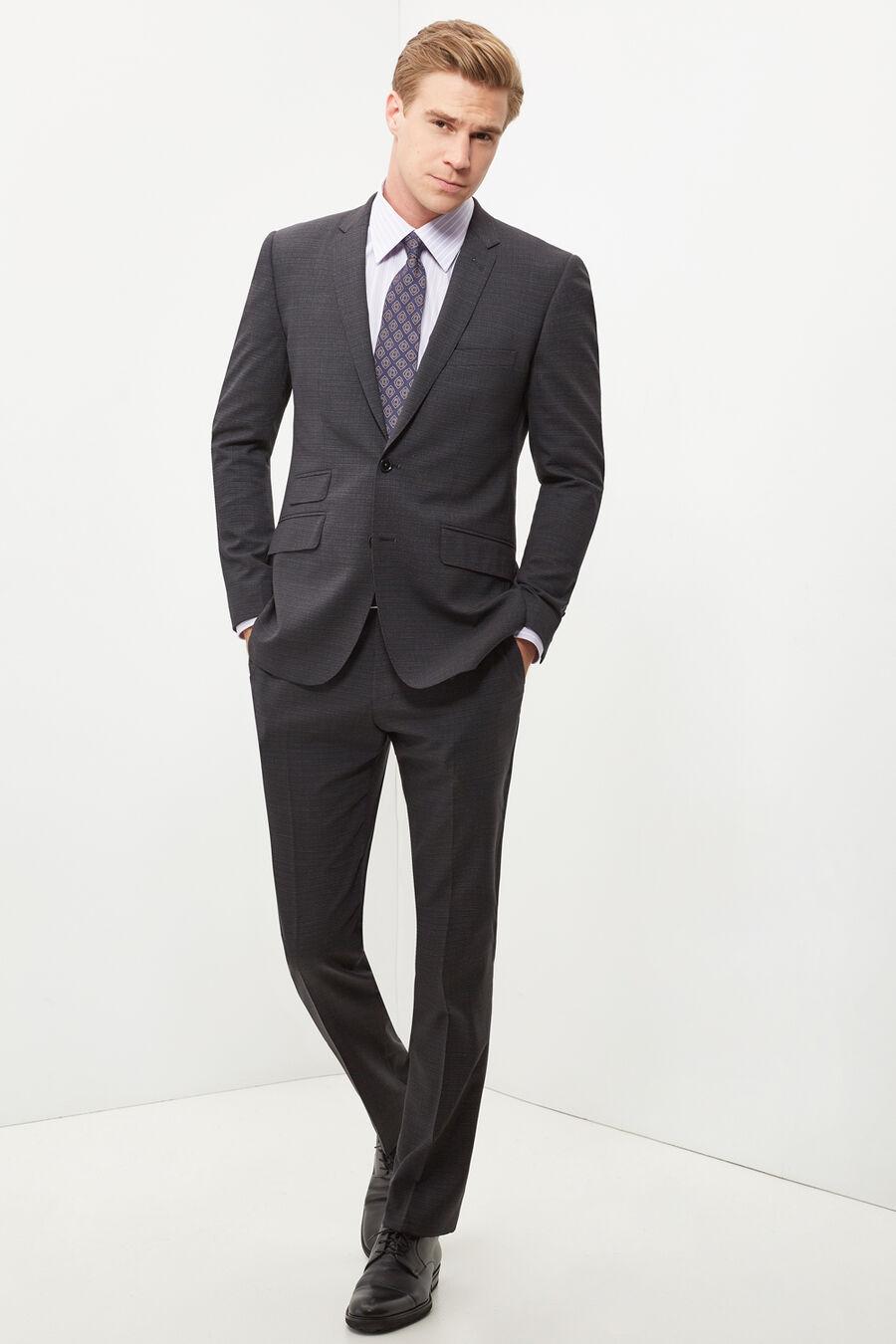 Slim fit separate trousers