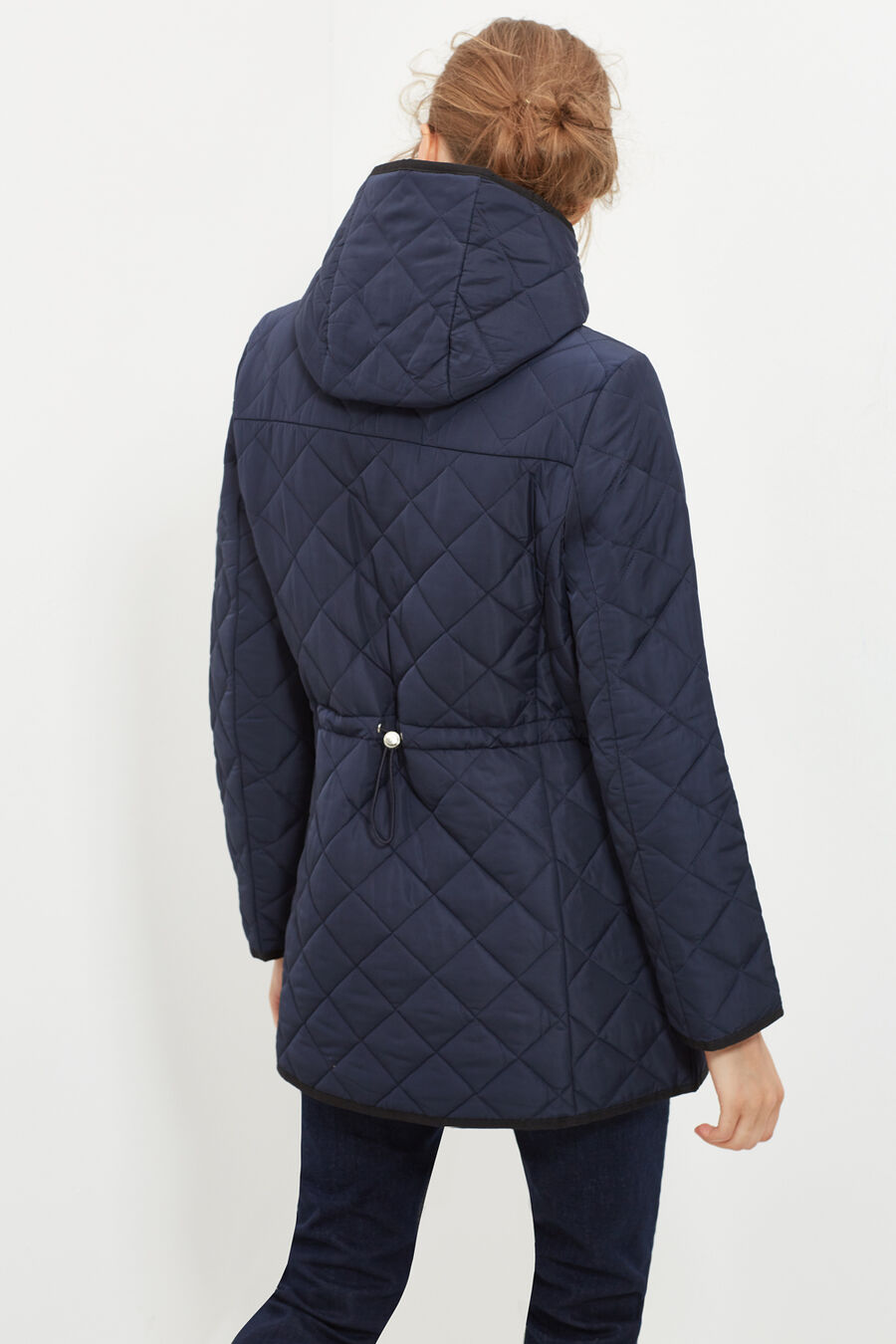 Quilted Husky jacket