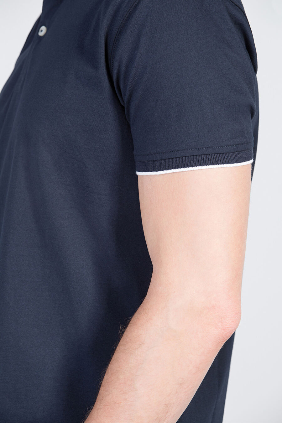 Plain sailor jumper