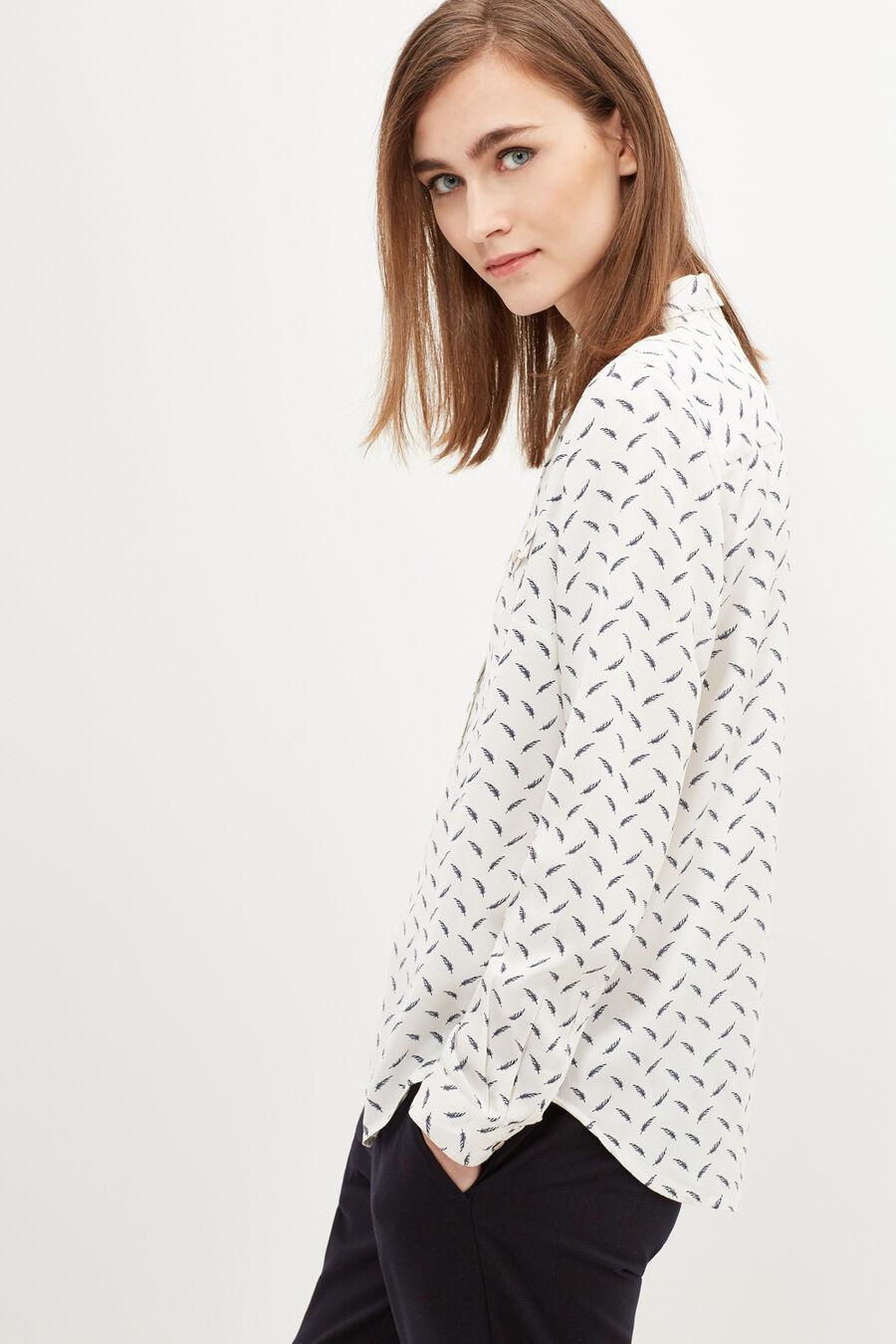 Camisa preppy