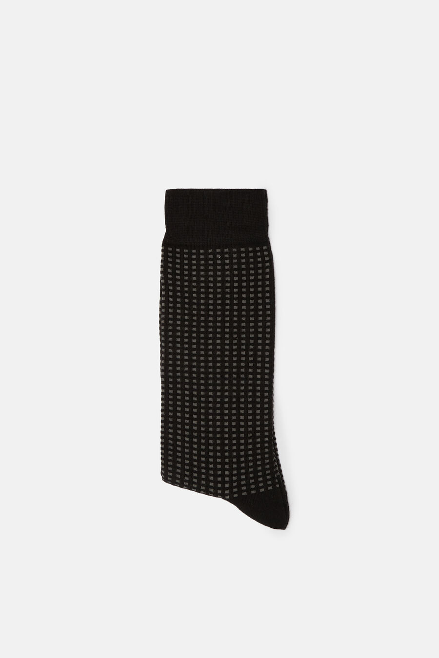 Microprint socks