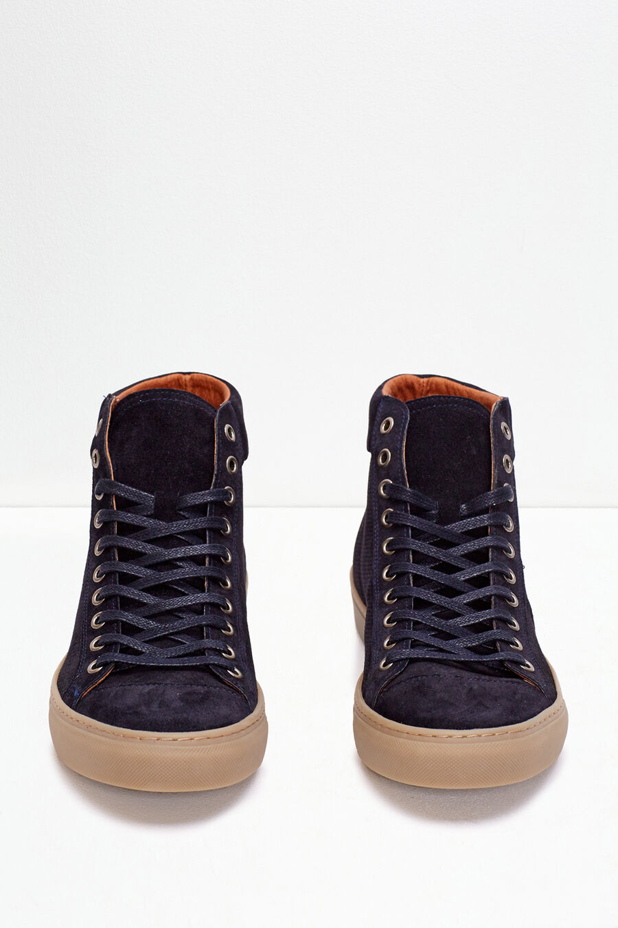 Sporty ankle boots