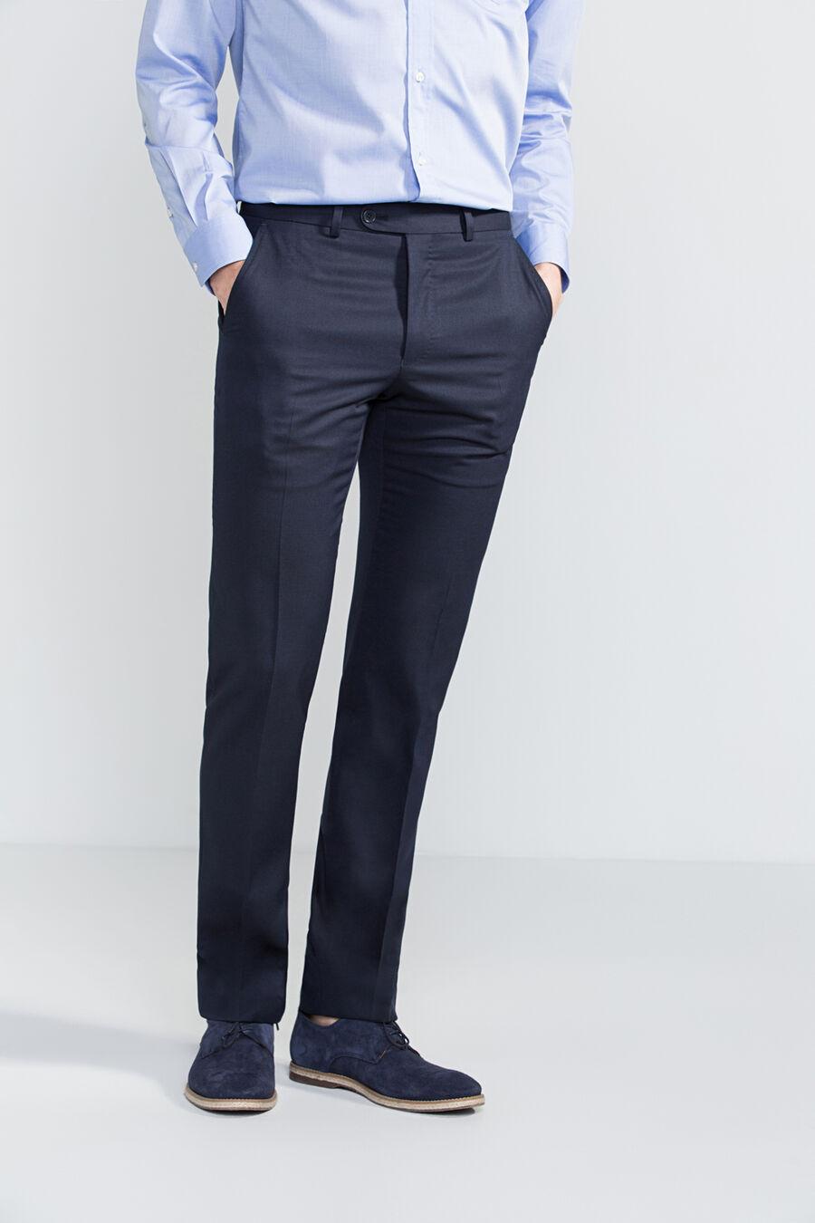 Pantalón tailored fit