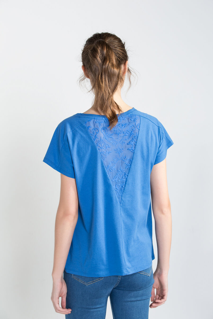 Camiseta panel