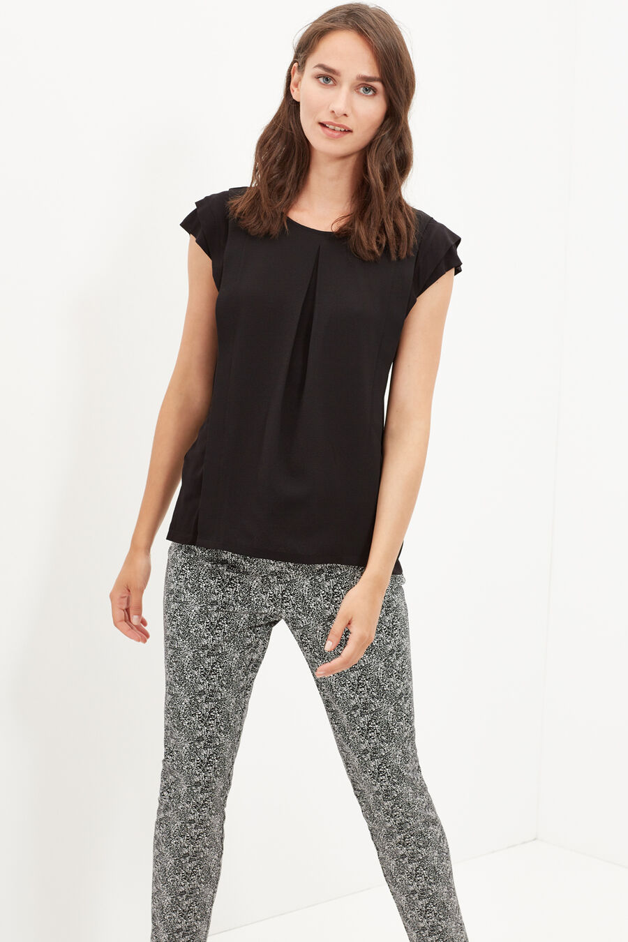 Multiple textures top