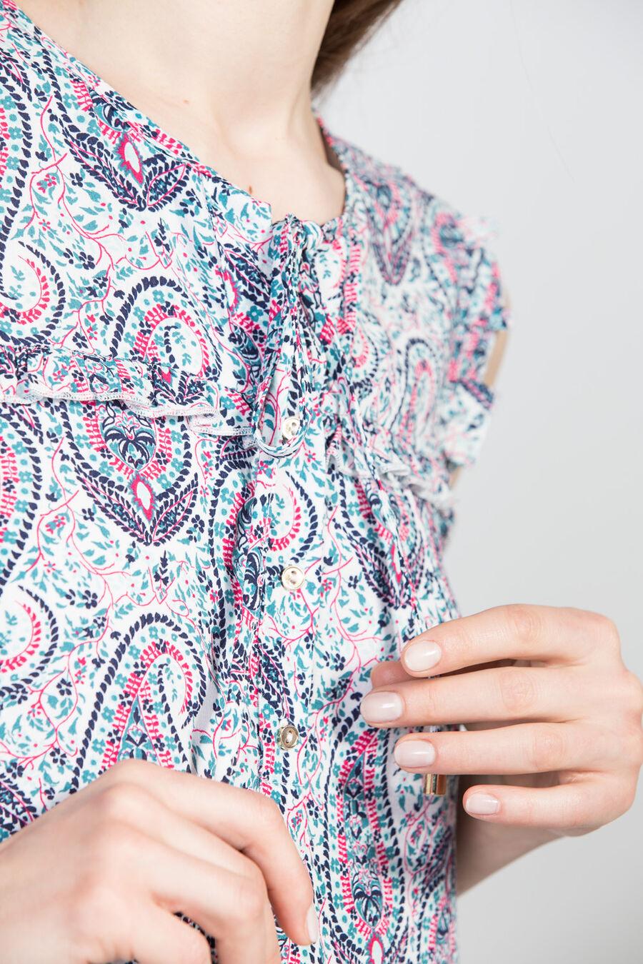 Printed tunic