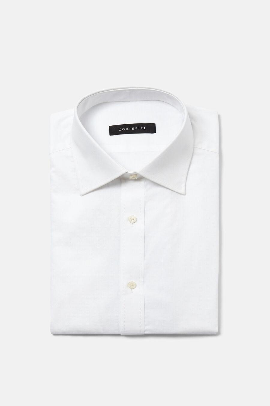 Jacquard dress shirt