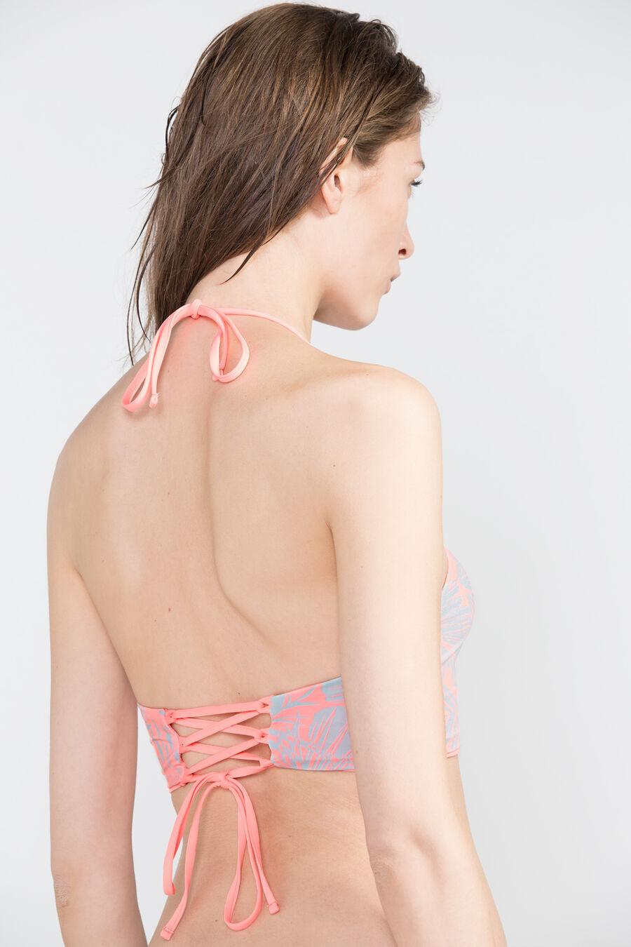 Bikini top halter