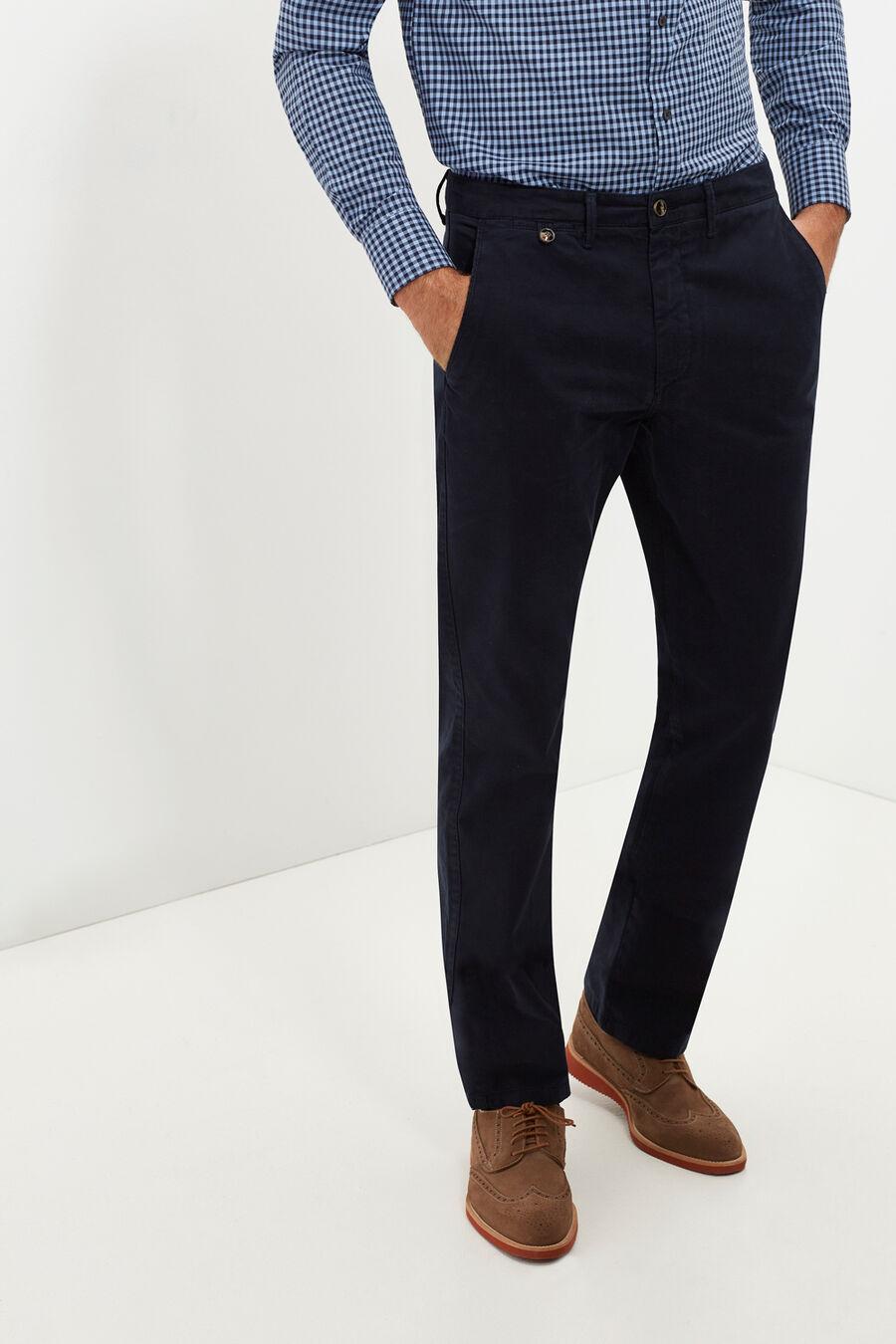 Pantalón chino classic fit