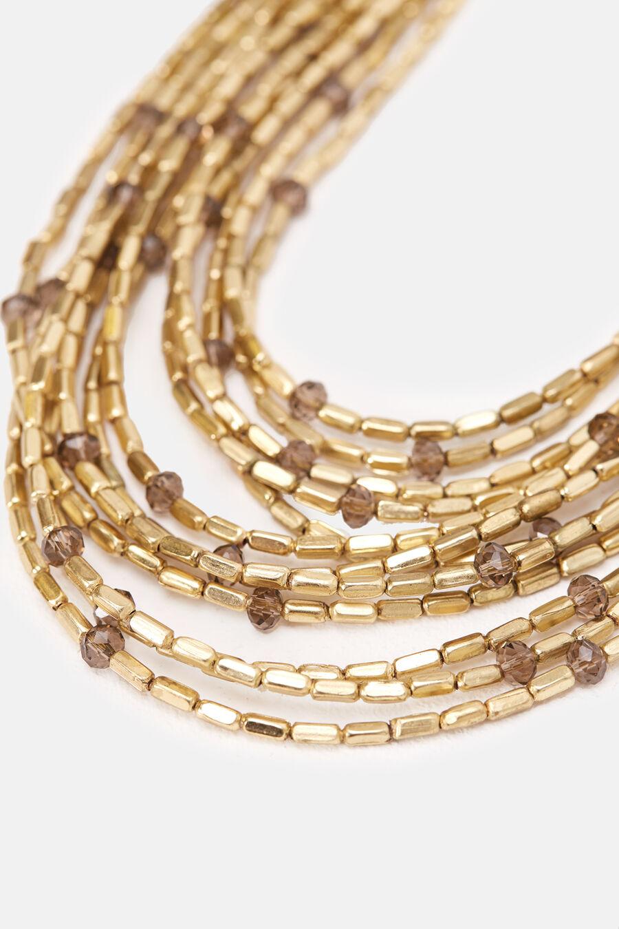 Multichain necklace