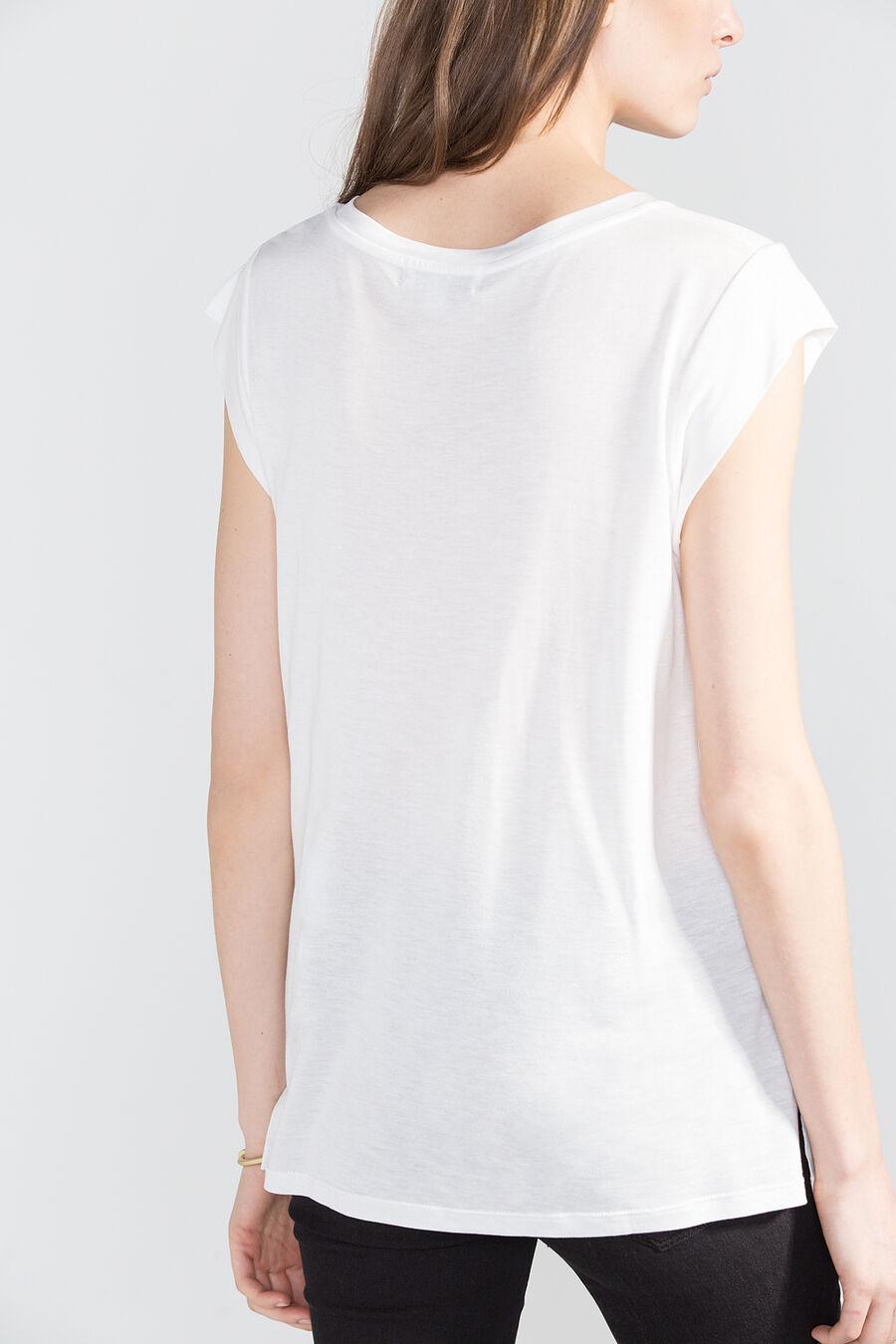 Camiseta cuentas