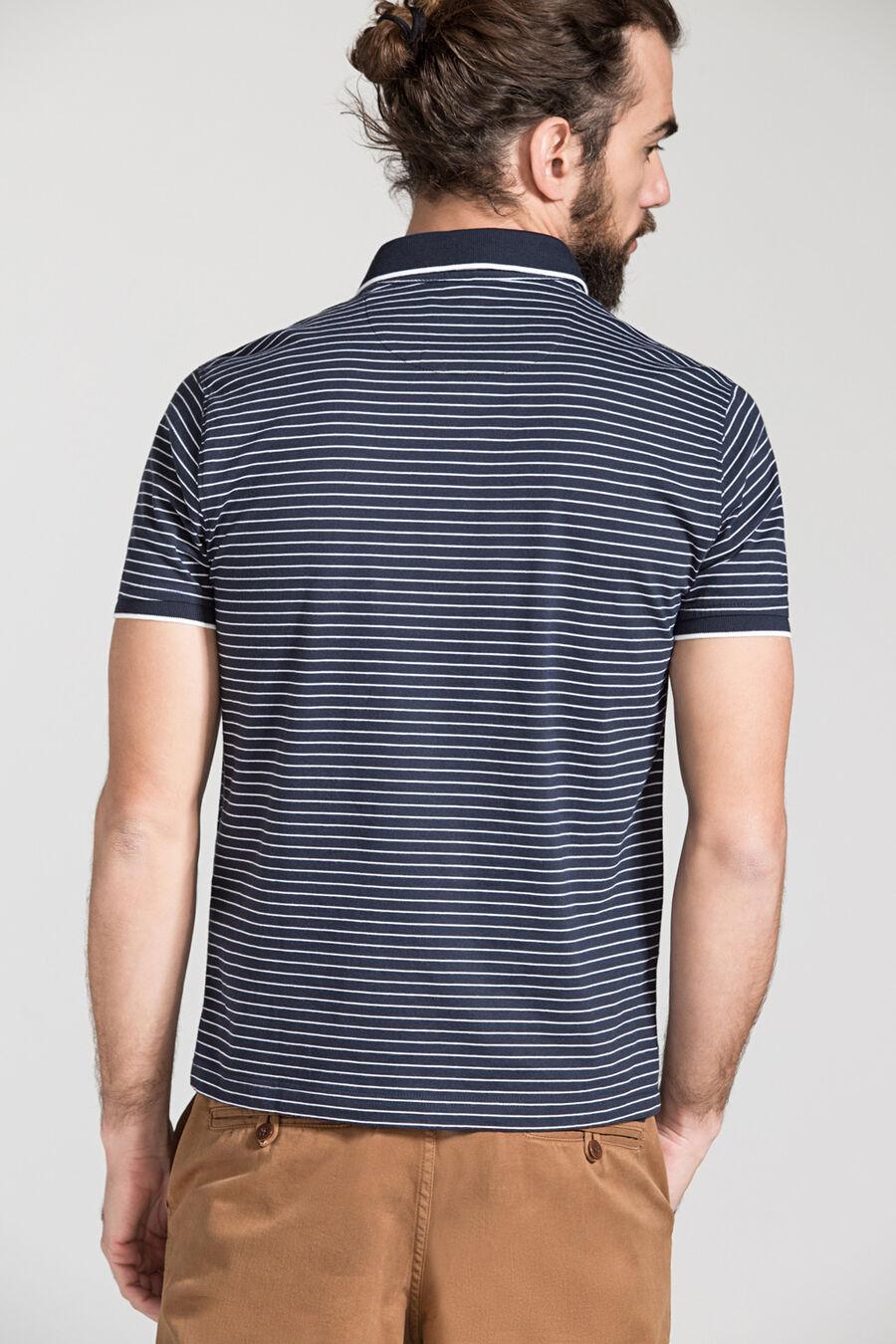 Striped sailor jumper