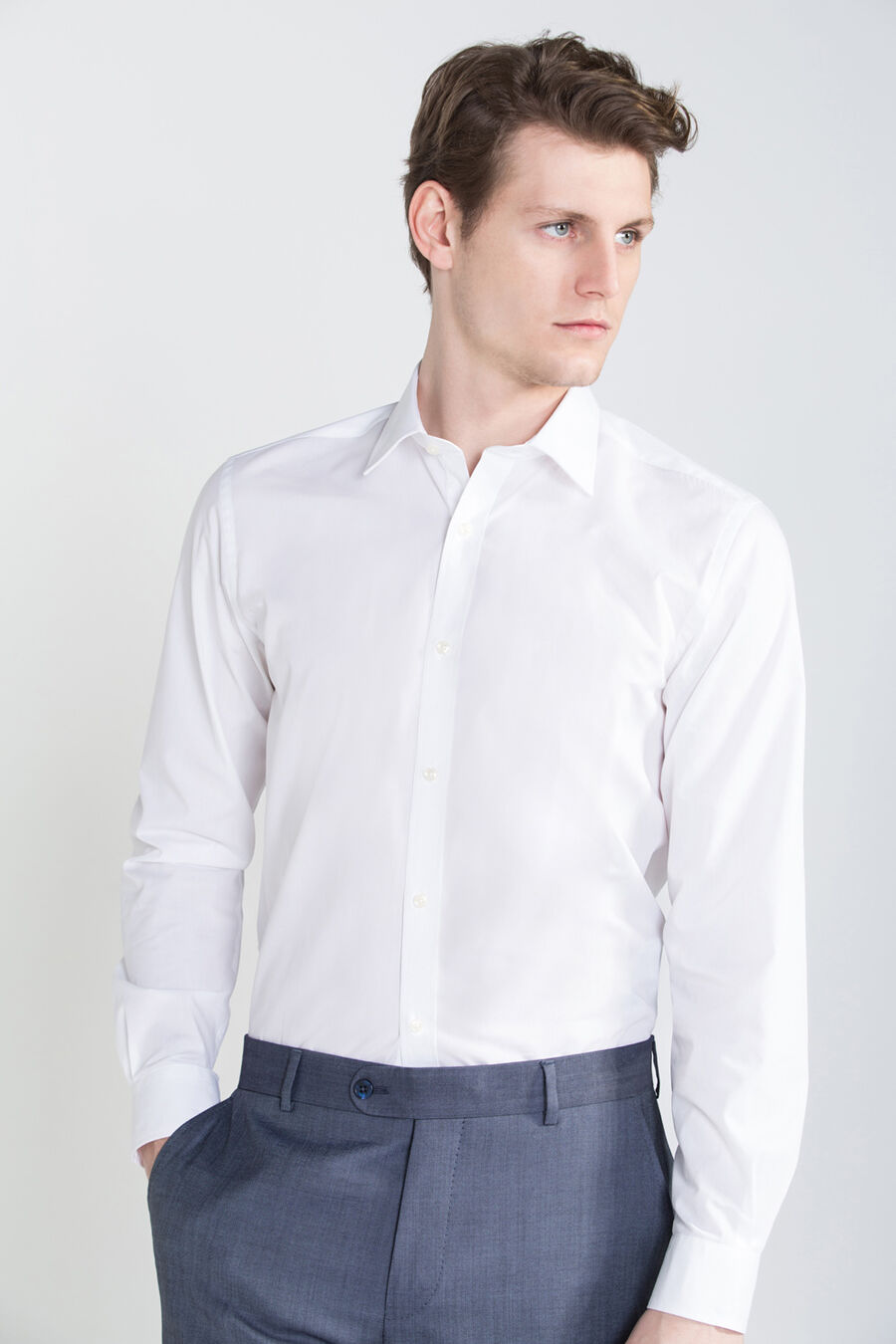 Camisa de vestir tailored fit