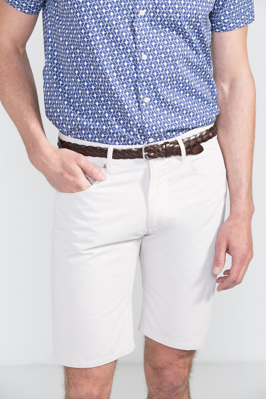 5 pocket bermuda short