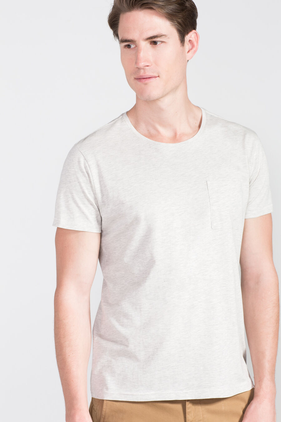 T-shirt with pocket