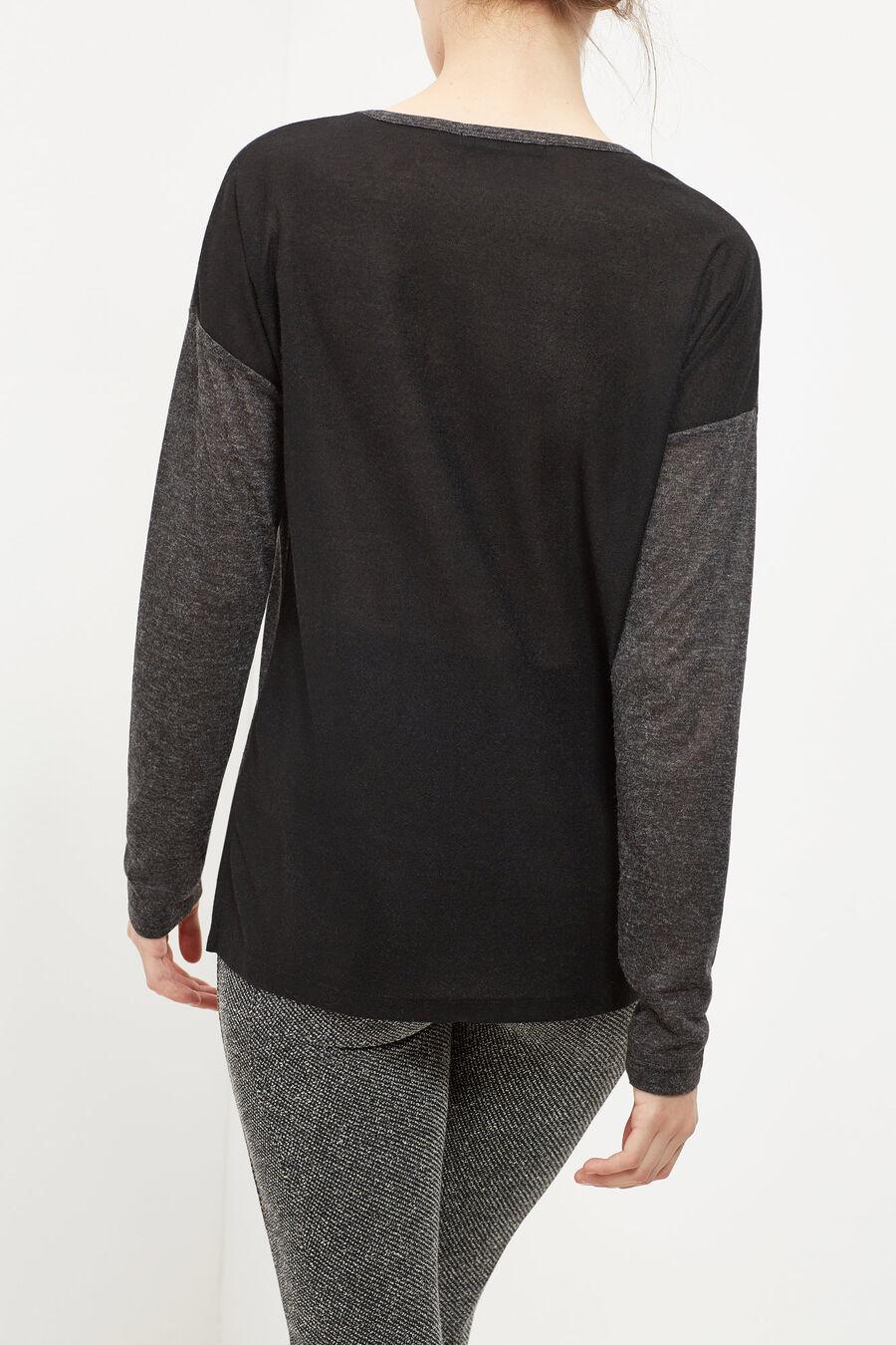 Melange t-shirt