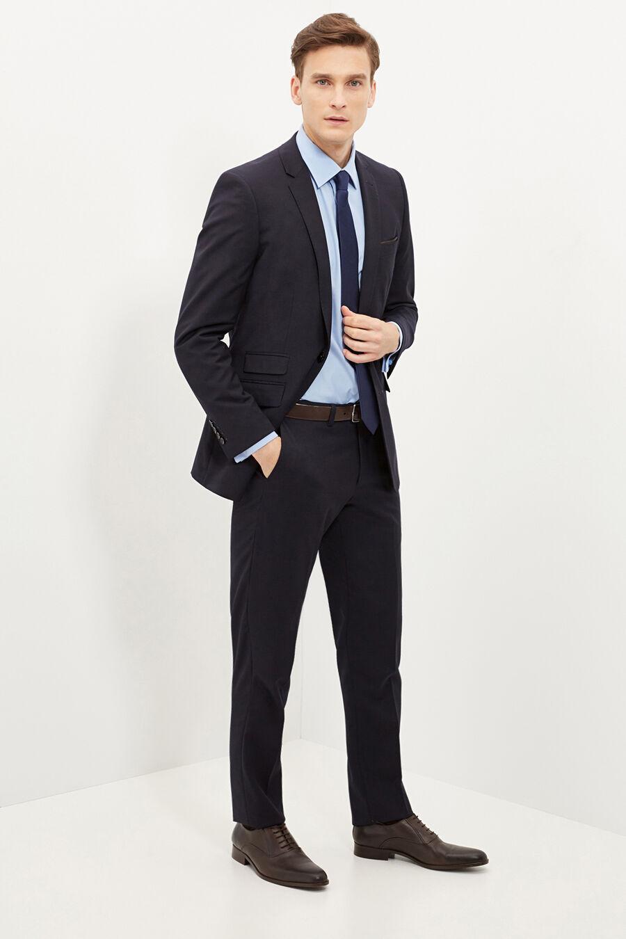 Pantalón separate slim fit