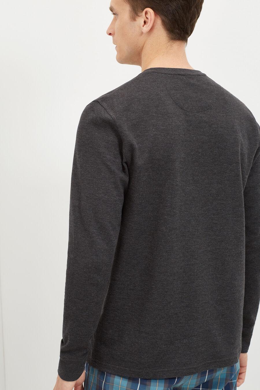 Camiseta de pijama manga larga