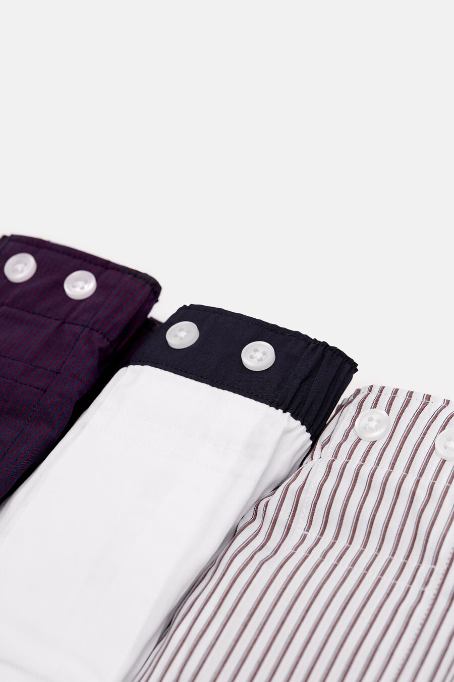 Pack of 3 cotton boxers