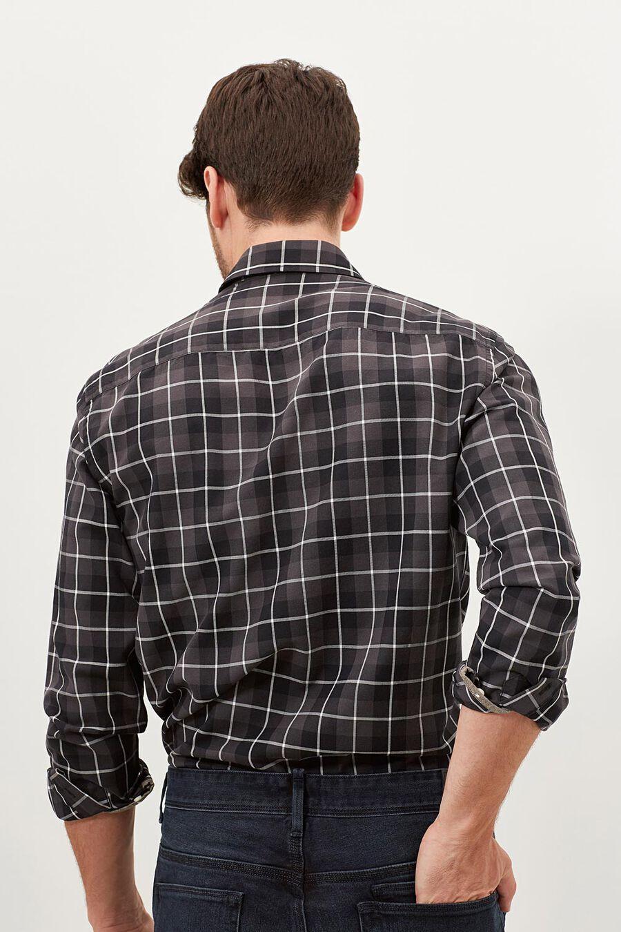 Camisa de cuadros tailored fit