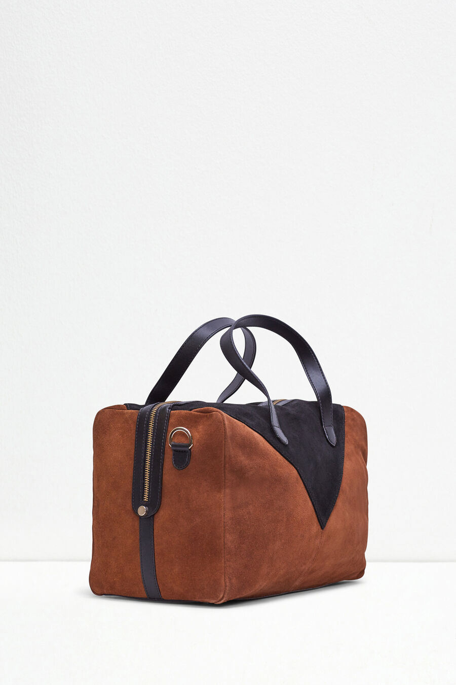 Two-colour bowling bag