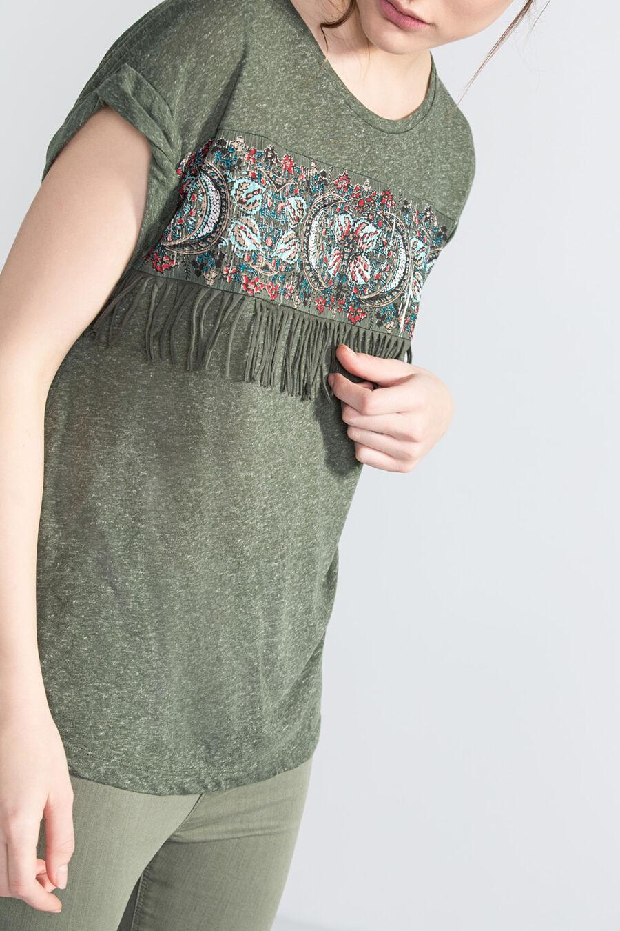 Fringes t-shirt
