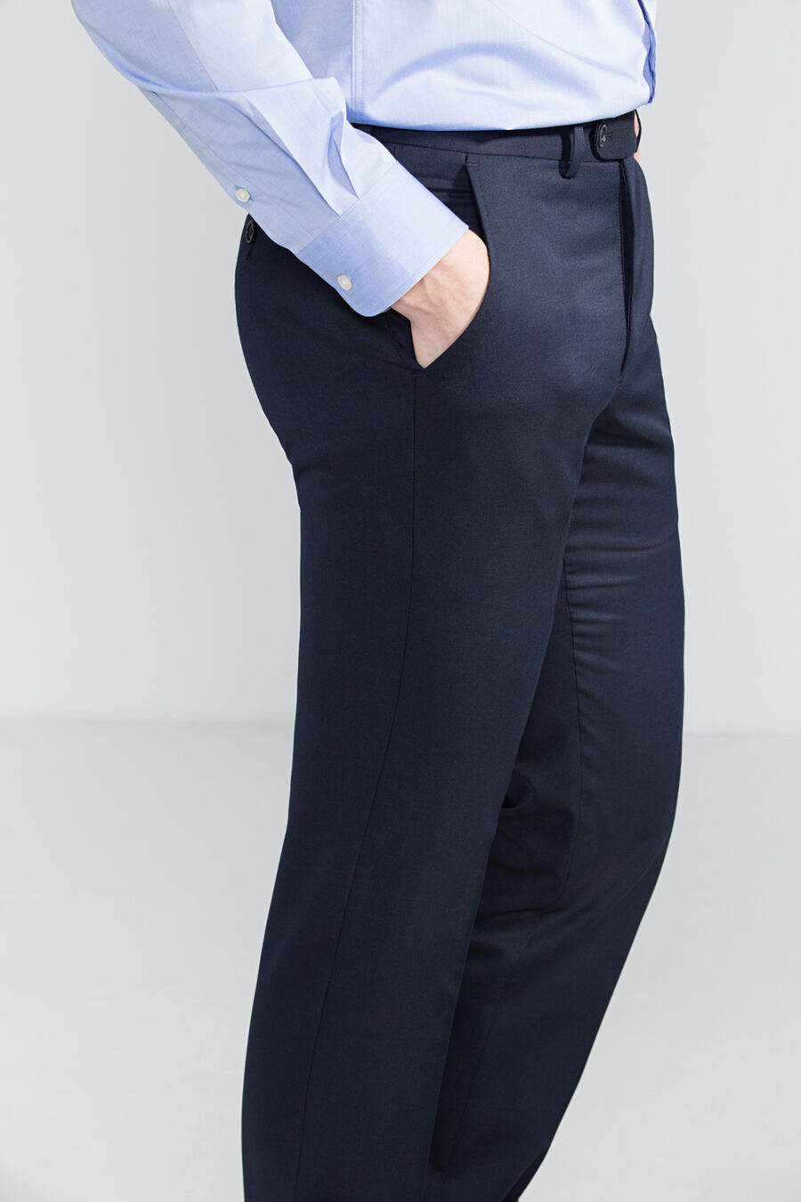 Tailored dress trousers