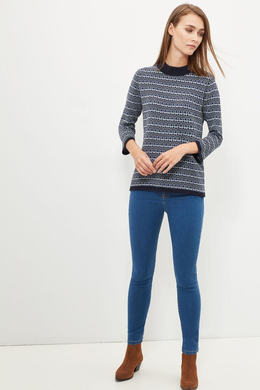Perkins-neck jumper