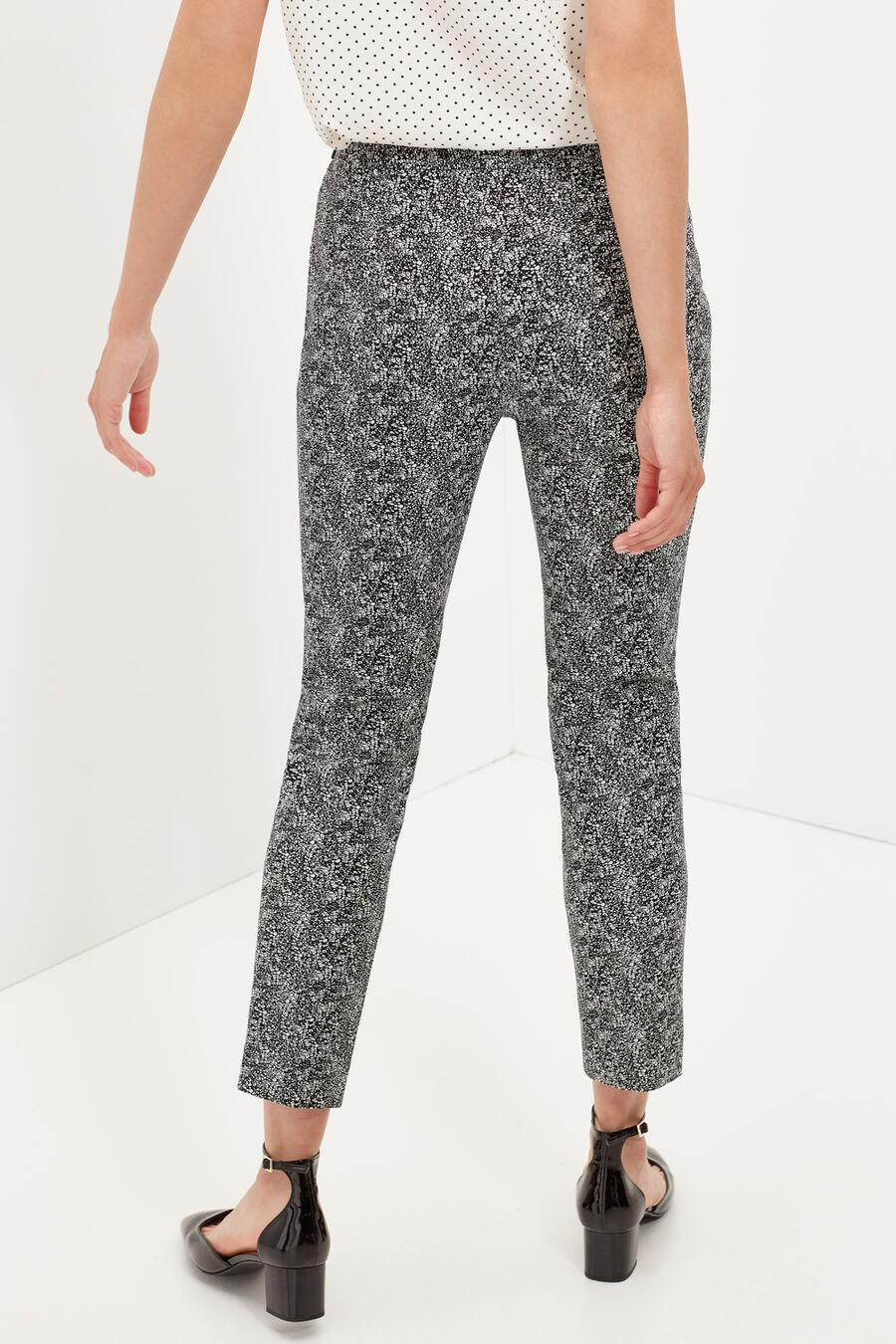Bi-stretch trousers
